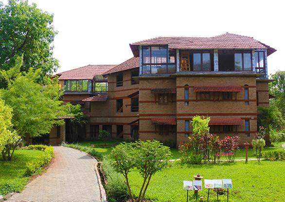 Luxury village retreat